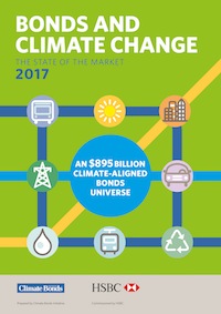 Bonds and climate change cover