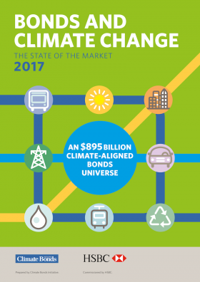 Bonds and Climate Change: State of the Market 2017 | Climate Bonds